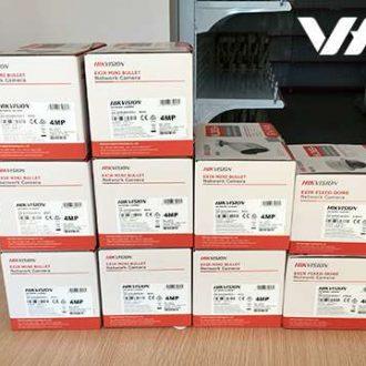 Công trình lắp đặt camera IP Hikvision tại Nhà Bè