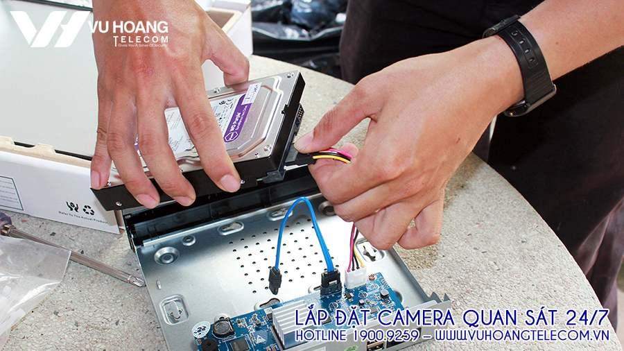 Tất cả phụ kiện đều chất lượng nhằm đảm bảo hệ thống hoạt động ổn định, hiệu quả