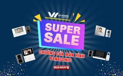 Ưu đãi Deal Chuông Hình Panasonic giá sốc tháng 10