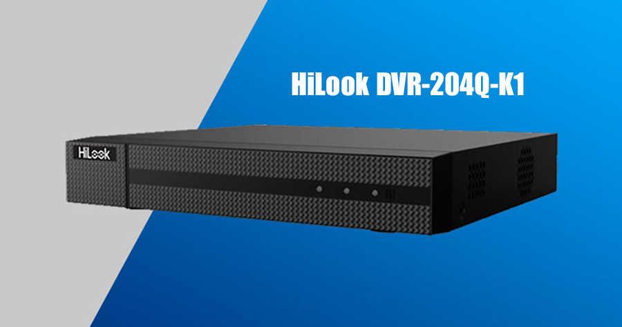 Đầu ghi hình HDTVI 4 kênh HiLook DVR-204Q-K1