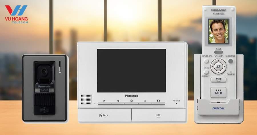 Panasonic - VL-SW274VN