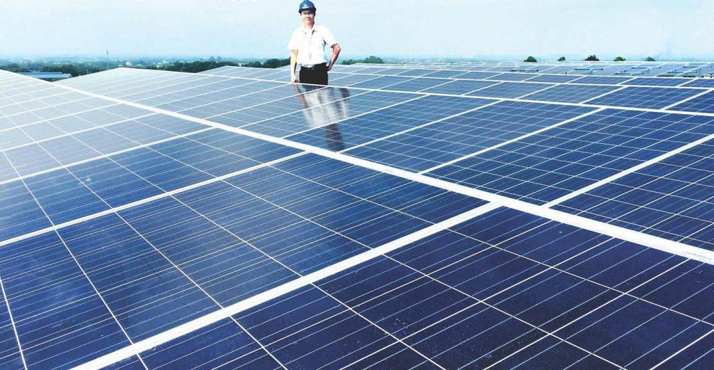 Điện mặt trời bền vững, vô tận và khả dụng