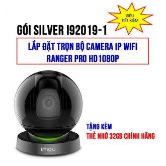 Lắp đặt camera Wifi Ranger Pro HD1080P