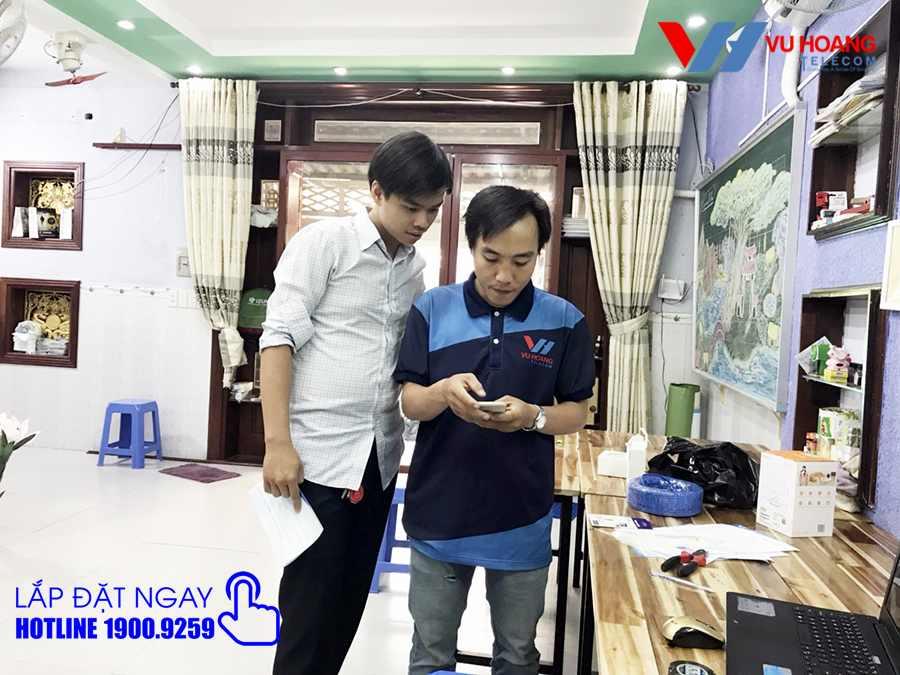 Hướng dẫn khách hàng sử dụng camera Wifi Ranger Pro xem trên điện thoại