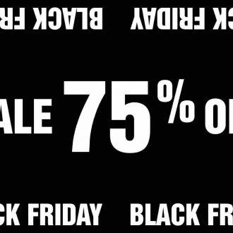 Khuyến mãi Black Friday 22/11/2019