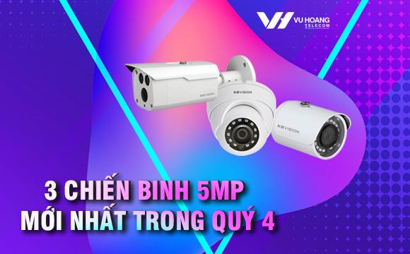 Camera HDCVI 4in1 5Mp