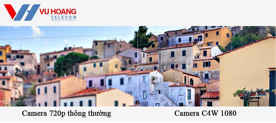 Hình ảnh Full-HD, bảo vệ cả ngày lẫn đêm 1