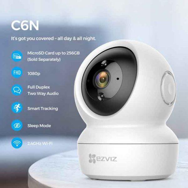 EZVIZ C6N 1080P - 2