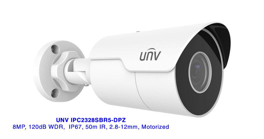 Camera IP 8MP UNV IPC2328SBR5-DPZ