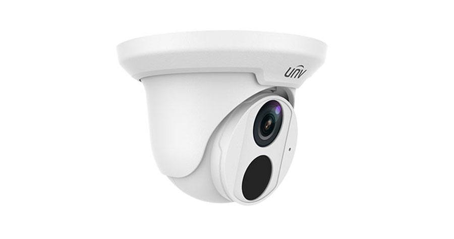 Camera IP Dome Starlight 5MP UNV IPC3615ER3-ADUPF28M