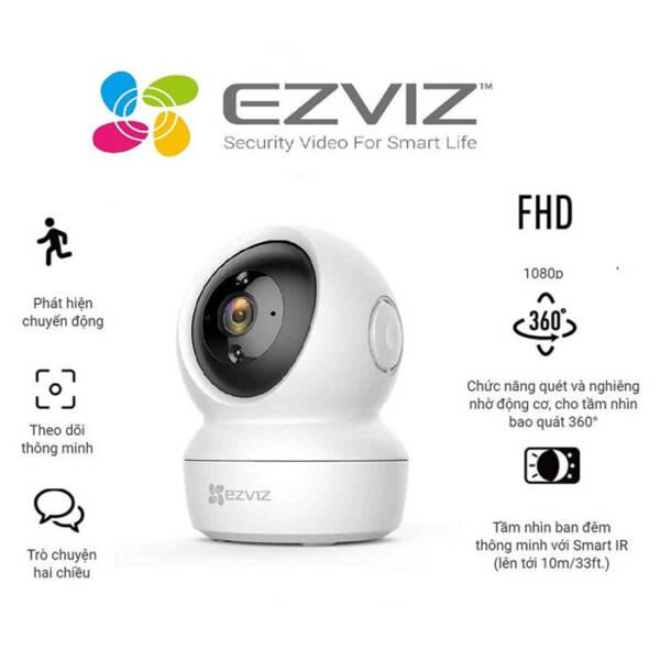 Camera EZVIZ C6N 1080P _ 3