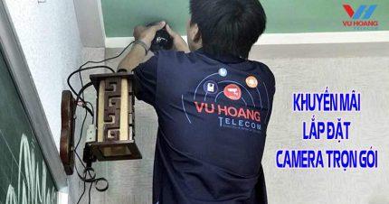 Lắp đặt camera quan sát trọn gói