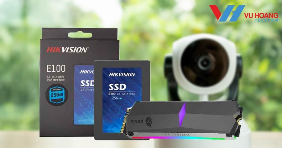 Ổ cứng camera Hikvision – Top 4 sản phẩm nên mua hiện nay
