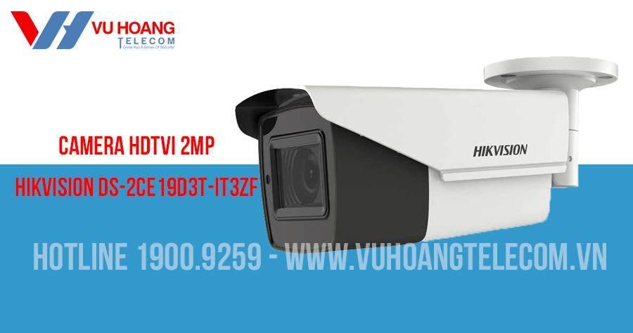 Camera HDTVI 2MP HIKVISION DS-2CE19D3T-IT3ZF
