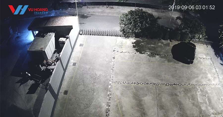 Hình ảnh camera G26P lúc 3h sáng