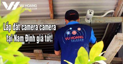lap dat camera Nam Dinh