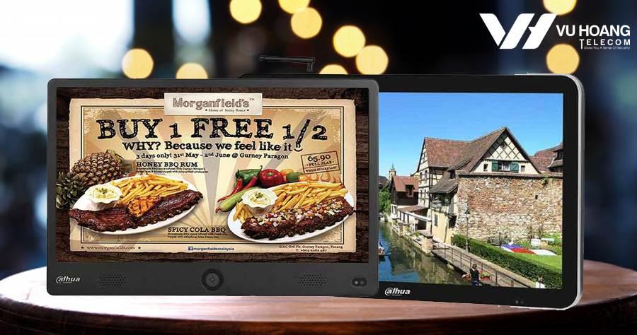 Màn hình quảng cáo LCD Dahua mới