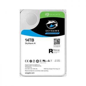 Ổ cứng giám sát Seagate SkyHawk AI 14TB ST14000VE0008