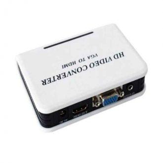 Bộ chuyển đổi VGA sang HDMI Full HD 1080P YJS-4500HD
