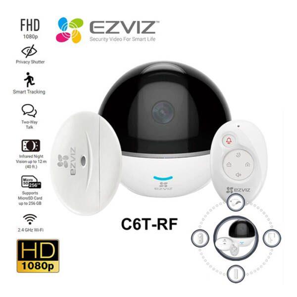 Camera Wifi EZVIZ C6T with RF giá rẻ
