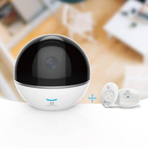 Camera Wifi EZVIZ C6T with RF chất lượng