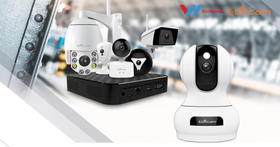 thương hiệu camera Ebitcam