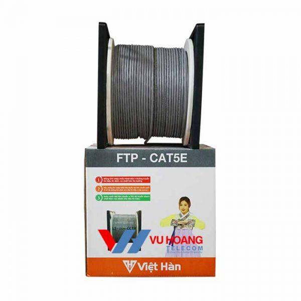 Dây cáp mạng Việt Hàn FTP CAT5E