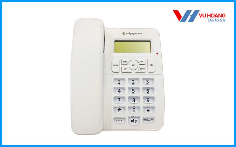 Bán Điện thoại bàn NIPPON NP-1407 giá rẻ, chính hãng