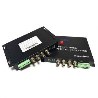 GNETCOM HL-4V-20T/R 1080P RS 485/PTZ