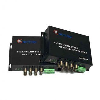 GNETCOM HL-8V-20T/R 720P RS 485/PTZ