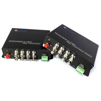 GNETCOM HL-8V1D-20T/R 1080P RS 485/PTZ
