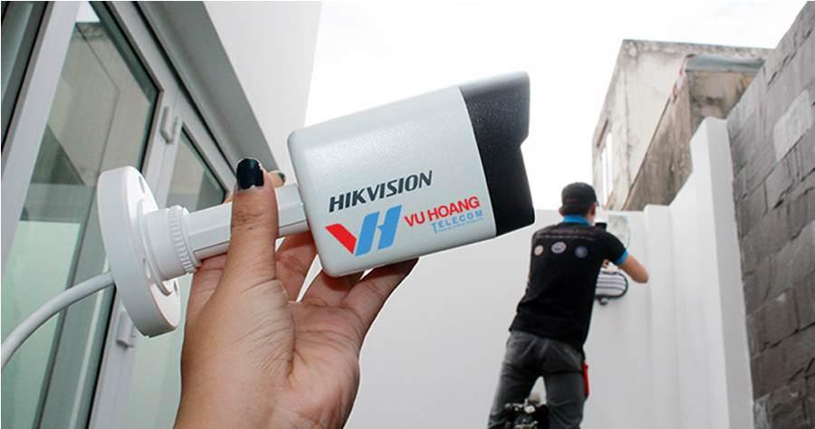 Lắp đặt camera cho công ty tại tphcm