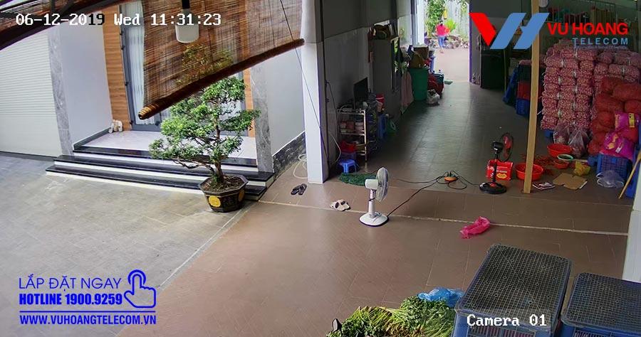 Vị trí lắp đặt camera giám sát bên trong cho công ty - Lắp camera cho công ty