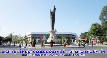 Dịch vụ lắp đặt camera An Giang uy tín tại Vuhoangtelecom