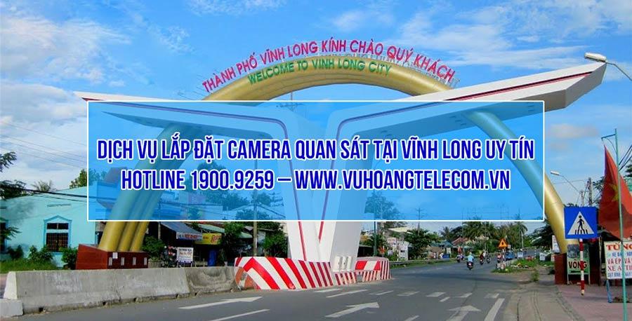 lap dat camera Vinh Long