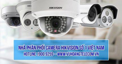 Camera Hikvision giá tốt nhất toàn quốc