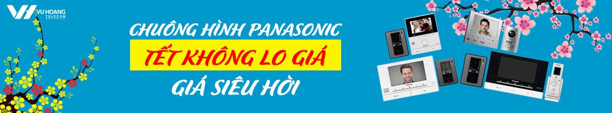 Deal chuông hình Panasonic không lo giá
