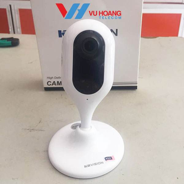 Camera IP Wifi HD720P KBVISION KX-H10WN