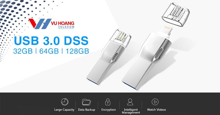 USB 3.0 DSS
