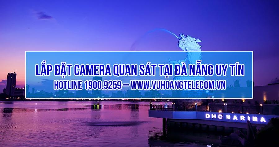 lap dat camera quan sat tai Da Nang