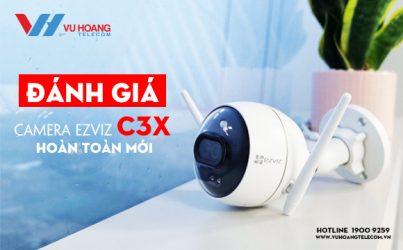 Camera C3X ống kính kép