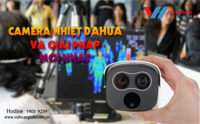 camera nhiệt Dahua