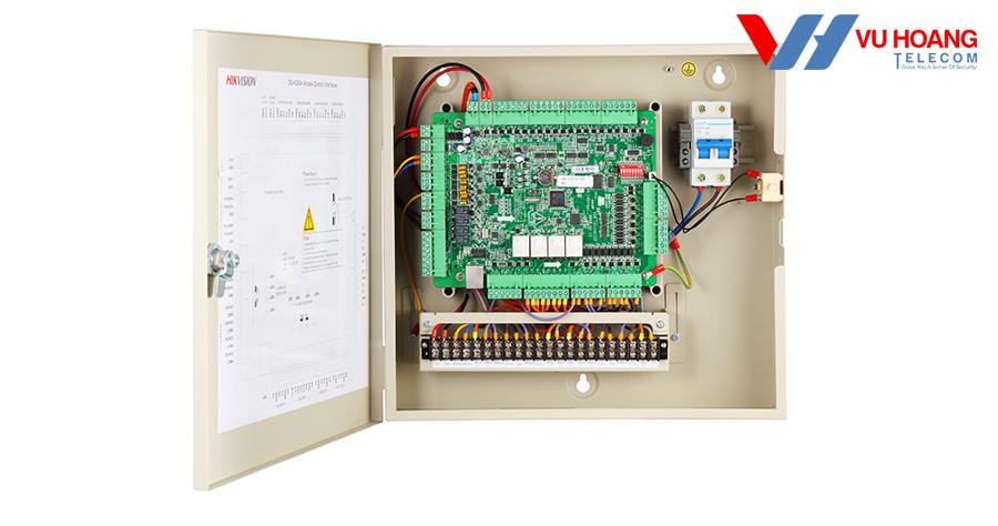 Bộ kiểm soát cửa vào ra 2 cửa Hikvision DS-K2602