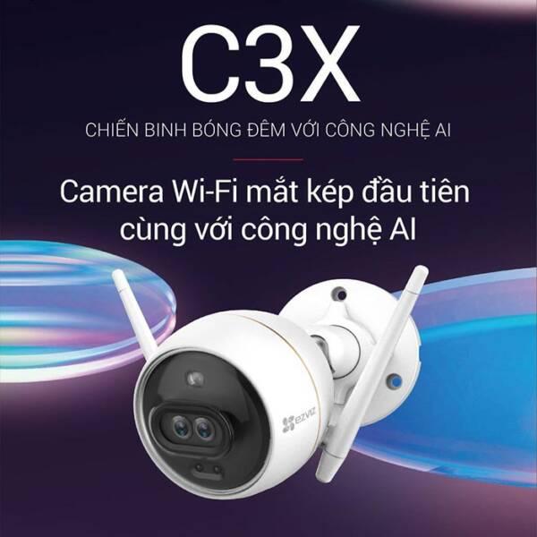 Camera IP Wifi Ezviz C3X 2mp