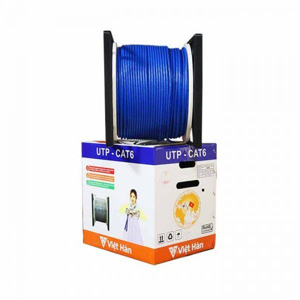 Cáp mạng Việt Hàn UTP CAT6 CCA