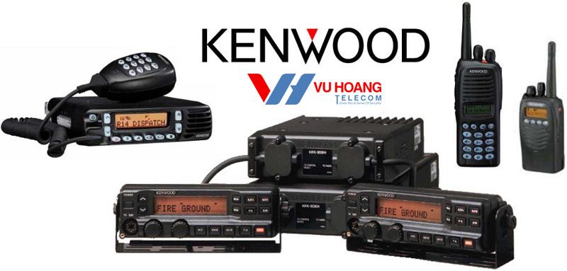 Phân phối máy bộ đàm Kenwood giá rẻ