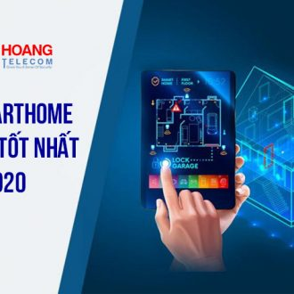 Thiết bị Smarthome cho gia đình tốt nhất năm 2020
