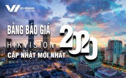 BBG Hikvision 2020