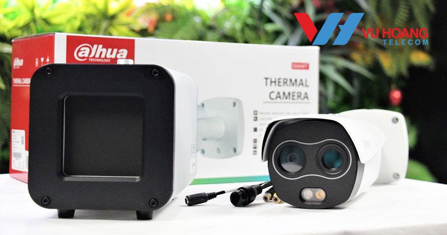 hệ thống camera thân nhiệt Dahua