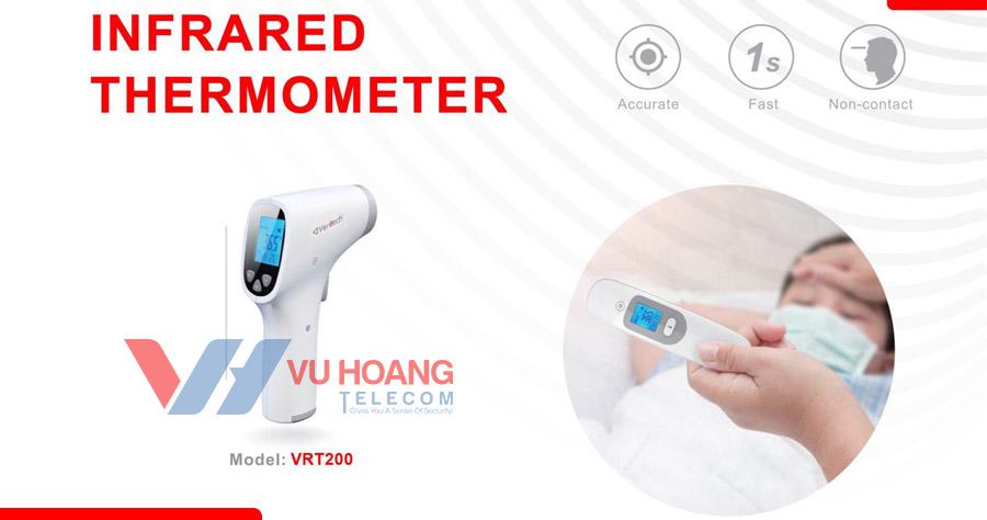 Máy đo nhiệt độ cơ thể cầm tay Vantech VRT200